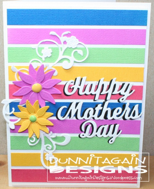 Colorful Mothers Day
