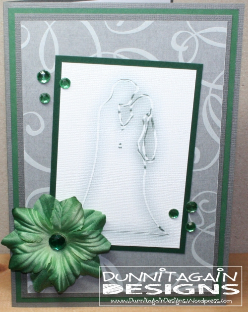 Green Gray wedding